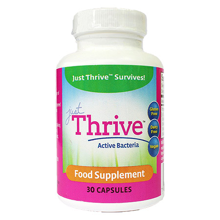 Thrive active bacteria1
